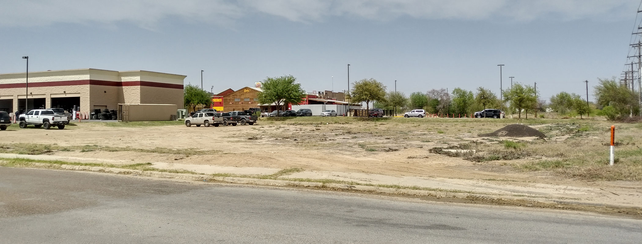 North Laredo-Commercial